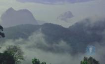 Merasakan Bermain Hammock di Gunung Lembu Purwakarta