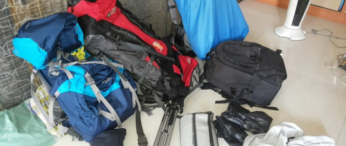 Tips Memilih Carier atau Tas Gunung Saat Pendakian